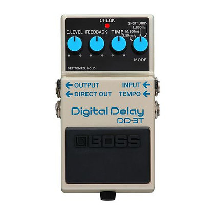 Pedal p/Guitarra Boss Digital Delay DD-3T