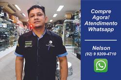 Nelson Silva - Consultor de Vendas