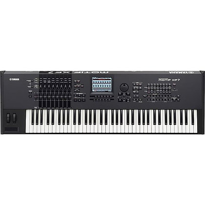 Teclado Sintetizador Yamaha Motif XF7