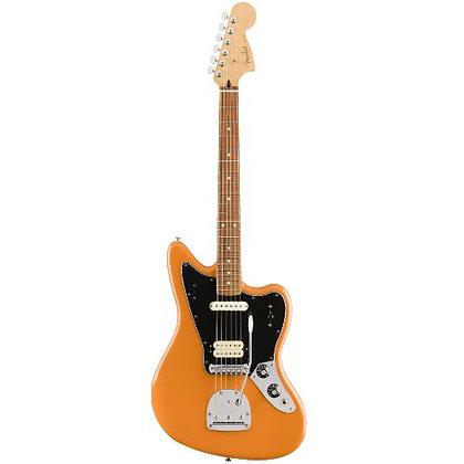 Guitarra Fender Stratocaster Player Jaguar PF Capri Orange
