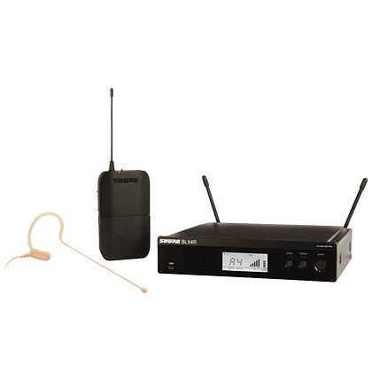 Microfone s/Fio Headset Auricular Shure BLX14RBR/MX53