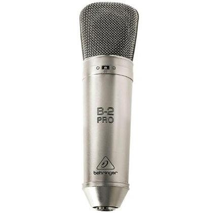 Microfone c/Fio Condensador Behringer B-2 PRO