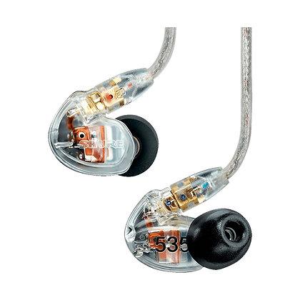Fone de Ouvido In-Ear Shure SE535-CL