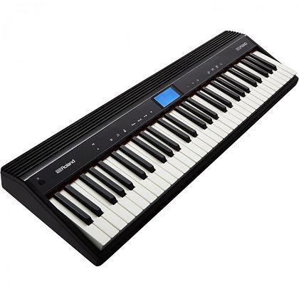 Piano Digital Roland GO: Piano GO-61P