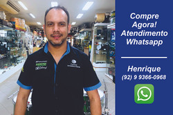 Consultor de Vendas - Henrique Neves
