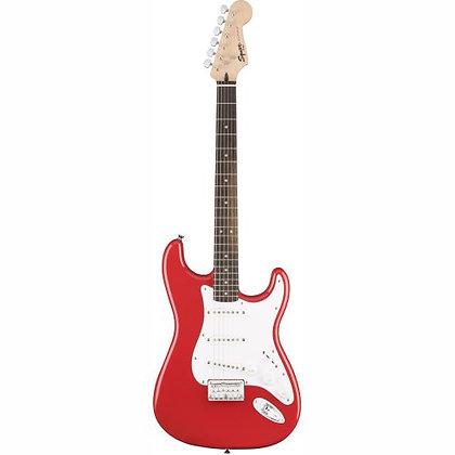 Guitarra Fender Squier Bullet Stratocaster HT LR Fiesta Red