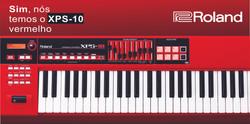 Sintetizador Roland XPS-10 Red