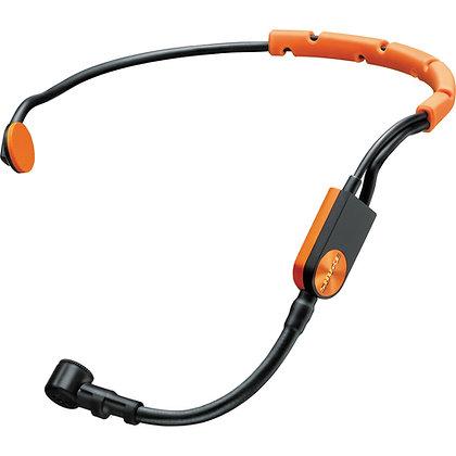 Microfone c/Fio Headset Shure SM31FH-TQG
