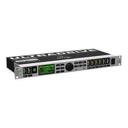 Processador de Áudio Behringer UltraDrive Pró DCX2496