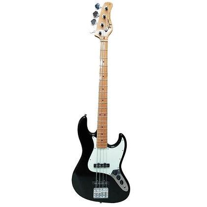 Contrabaixo Tagima 4C Jazzbass Woodstock TW-73 Black