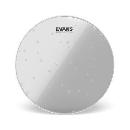 """Pele p/Caixa/Tom 14"""" Transparente Evans Hydraulic TT14HG"""