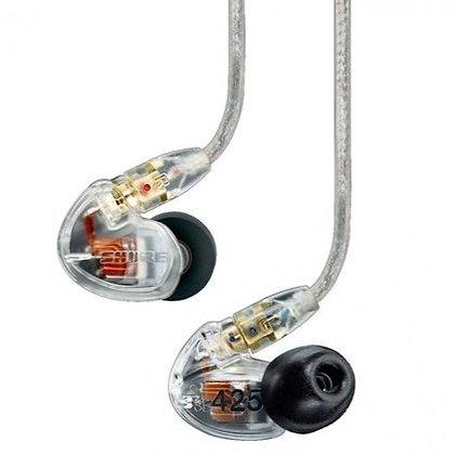 Fone de Ouvido In-Ear Shure SE425-CL