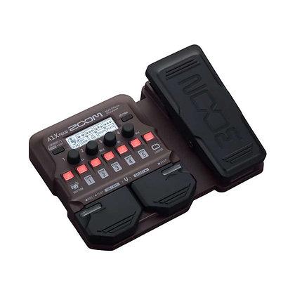Pedaleira para Instrumentos Zoom A1X Four