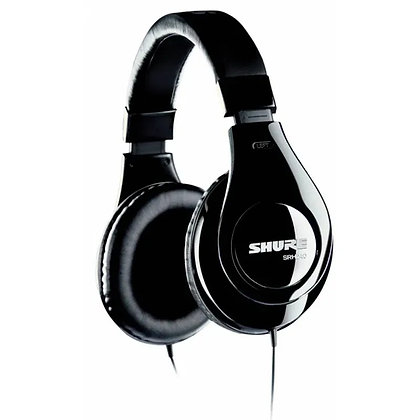 Fone de Ouvido Headphone Pró Shure SRH440A