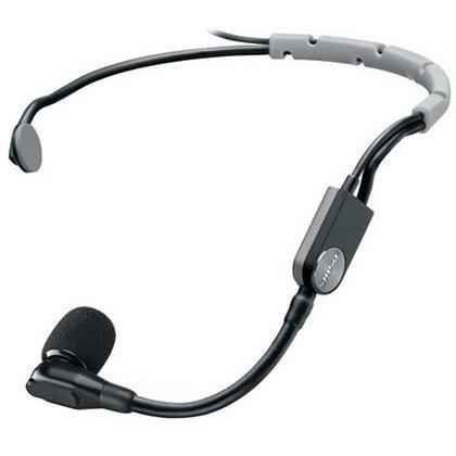 Microfone c/Fio Headset Shure SM35-TQG