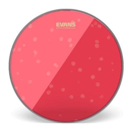 "Pele p/Surdo 20"" Transparente Evans Hydraulic Red BD20HR"