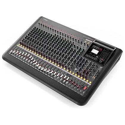Mesa de Som Analógica 24 Canais Yamaha MGP24X
