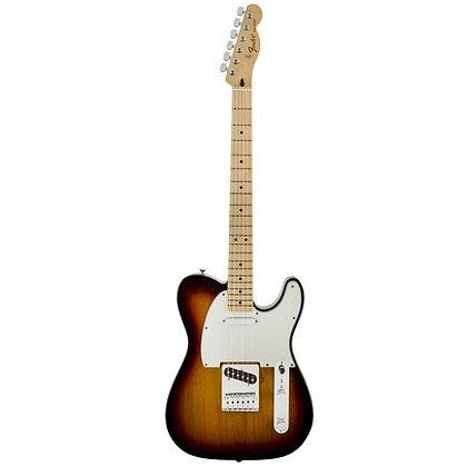 Guitarra Fender Standard Telecaster Brown Sunburst