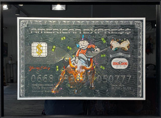 Mr Monopoly a Wall Street
