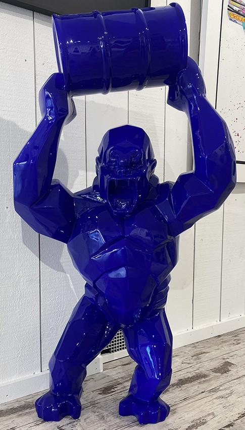 Kong Tono bleu