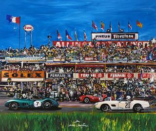 Ferrari Le Mans