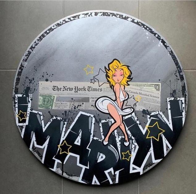 Panneau Marilyn