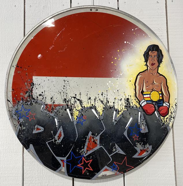 Panneau Rocky
