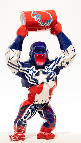 Kong tono tag America