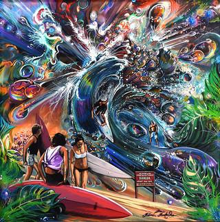 Surf psychédélique