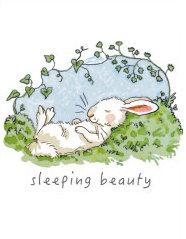 OAJ 1004 Sleeping Beauty Onesie