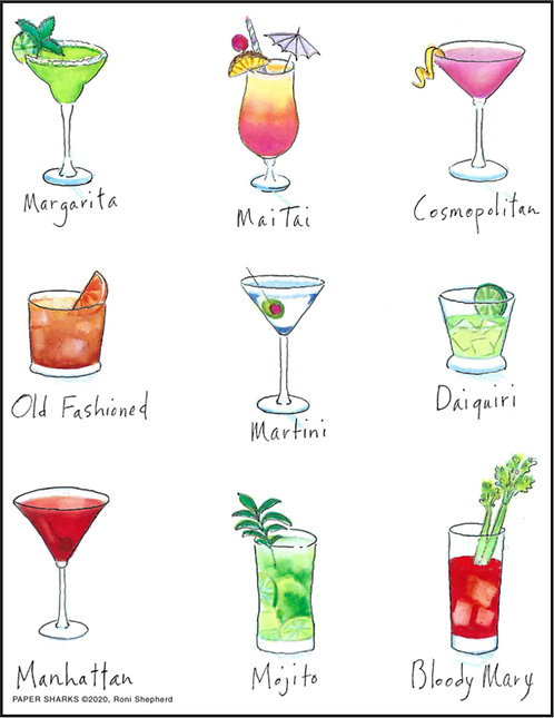 RS182 Cocktails
