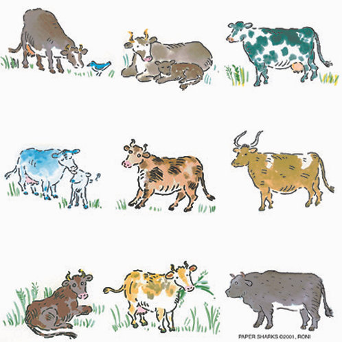 RS109 Cows