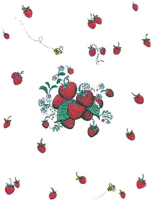 RS305  Floating Berries