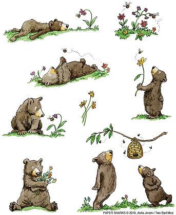 AJ522 Country Bears