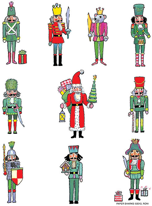 RS485  Nutcracker Dolls