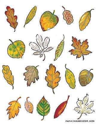 RA102  Leaves