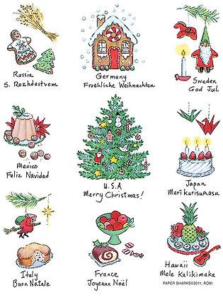 RS475  World Christmas