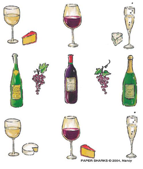 SB201  Wine Apron