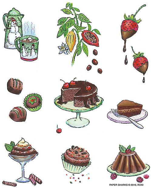 RS466  Xmas Chocolates