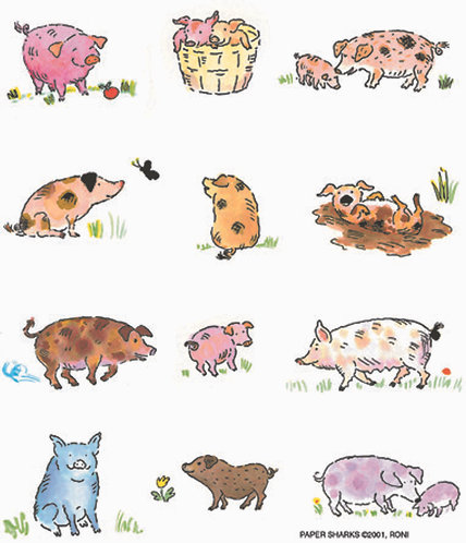 RS108  Pigs