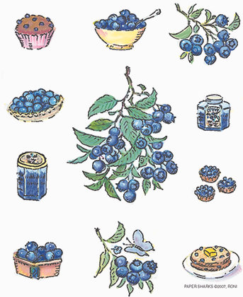 RS304  Blueberries