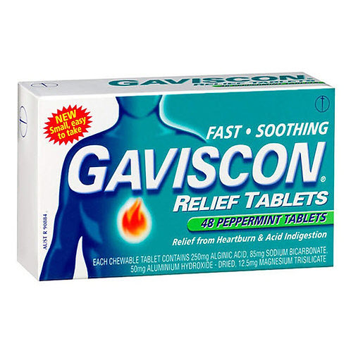 Gaviscon Tablets
