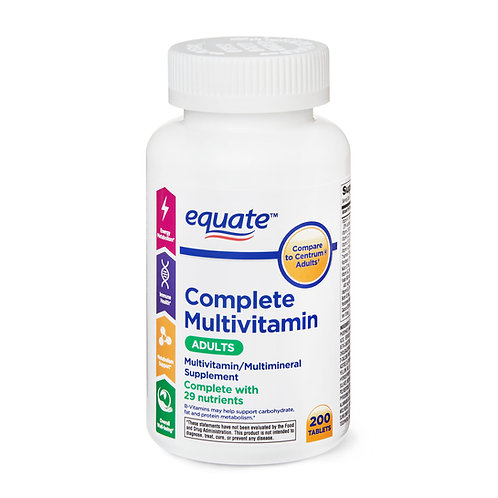 Complete Multivitamins