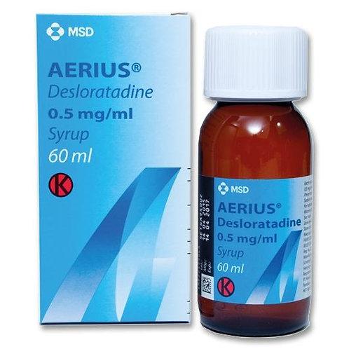 Aerius Desloratidine 0.5mg/ml