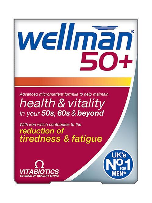 Wellman 50+