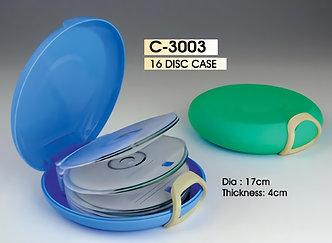 16 DISC CASE (# C-3003)
