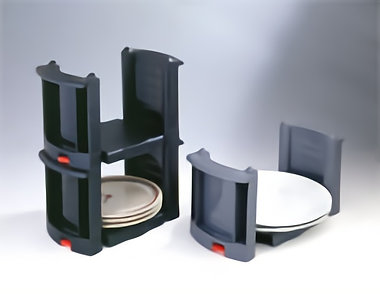 Extendable Plate Holder   (# DF-637)