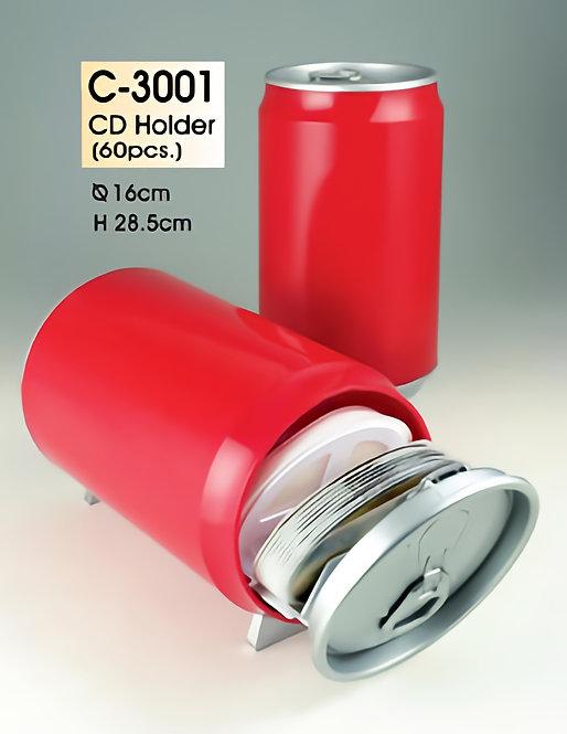 CD HOLDER (60 PCS) (# C-3001)