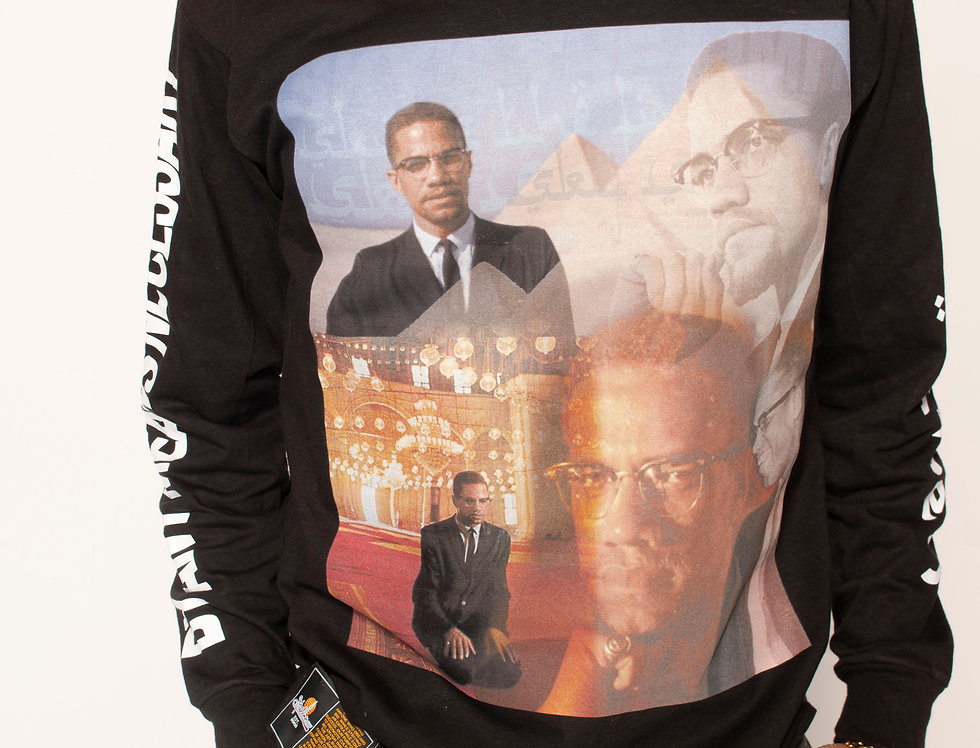 "Malcolm X ""By Any Means"""
