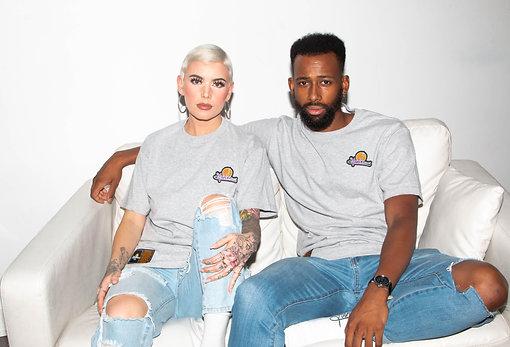 Cool Grey T-shirt